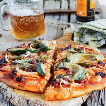 Las mejores recetas de pizza para ver el Super Bowl