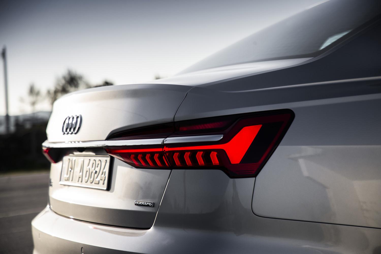 Foto de Audi A6 2018, toma de contacto (47/118)