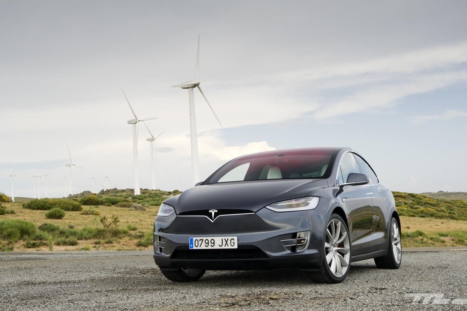 Foto de Tesla Model X P100D (prueba) (2/45)