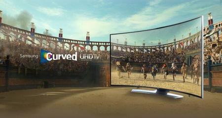 Televisor curvo, la gran tendencia de 2014 analizada