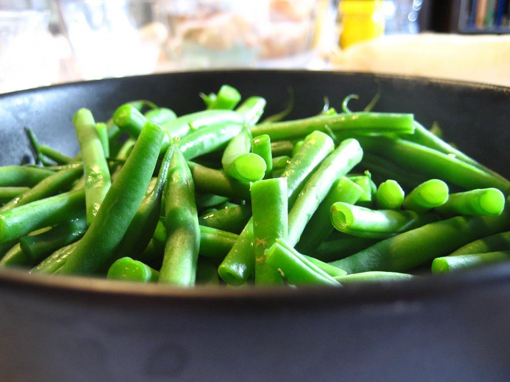 Judias verdes dieta disociada