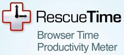 RescueTime, plugin para Firefox y Chrome que mide nuestra productividad