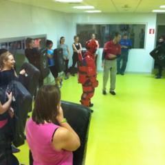 Foto 10 de 11 de la galería defensa-personal-en-dreamfit-con-side en Vitónica