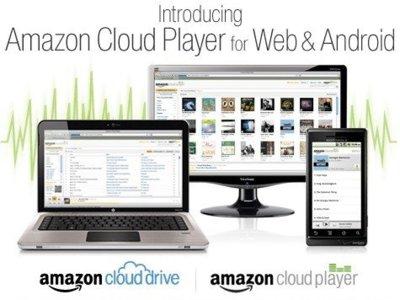 Amazon se adelanta a Apple y Google con su propio servicio musical en la nube