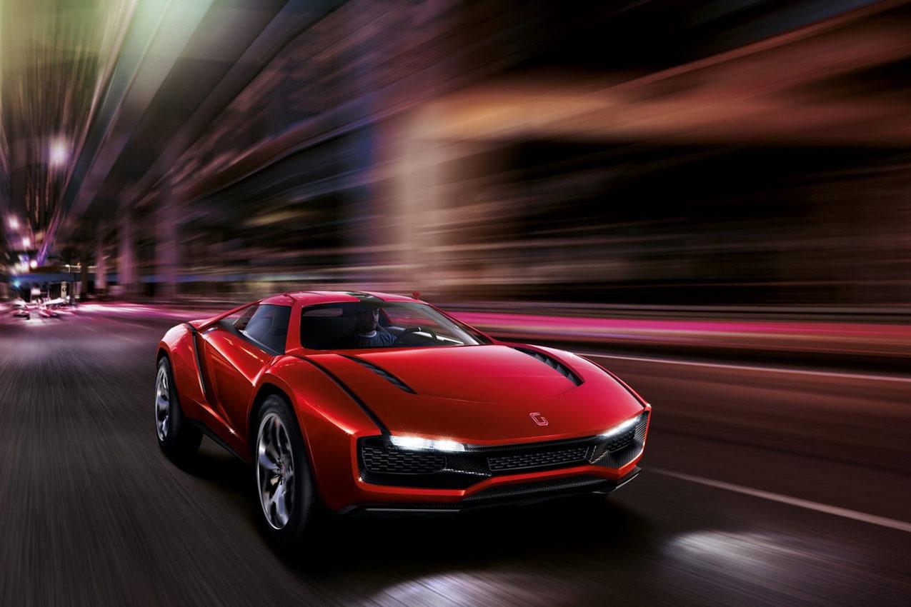 Foto de Italdesign Giugiaro Parcour Coupé y Roadster (21/21)