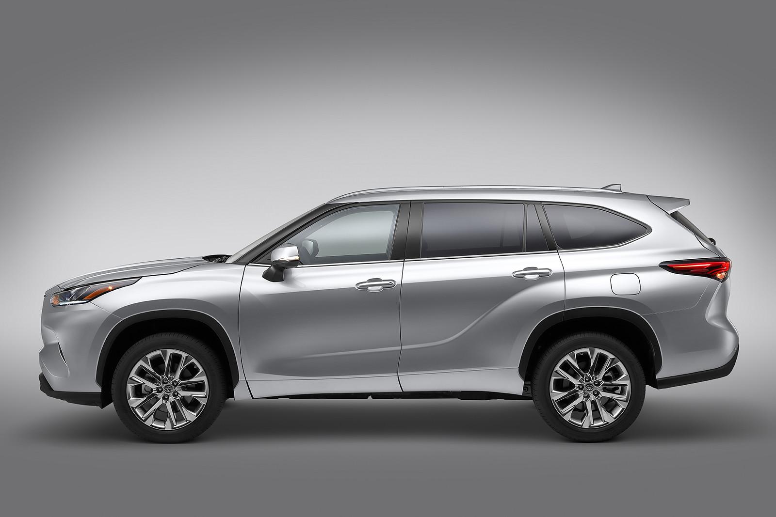 Foto de Toyota Highlander 2020 (9/24)