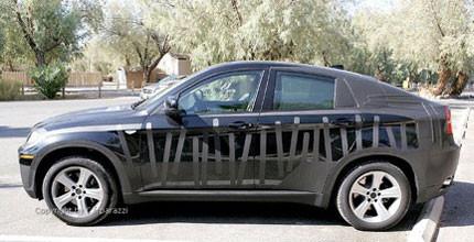 ¿BMW X6 a Frankfurt?