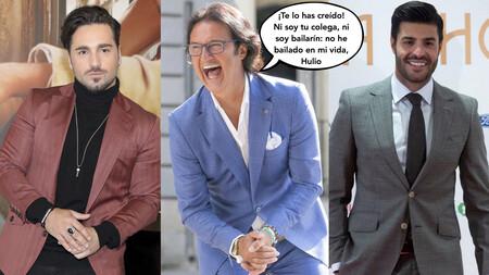 Miguel Torres le roba el 'brother' a Bustamante: por el amor de ese Poty, son dos hombres con un mismo amigo