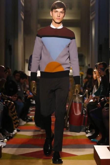 El clon de la semana: geometría y color de Valentino nos llegan gracias a Zara