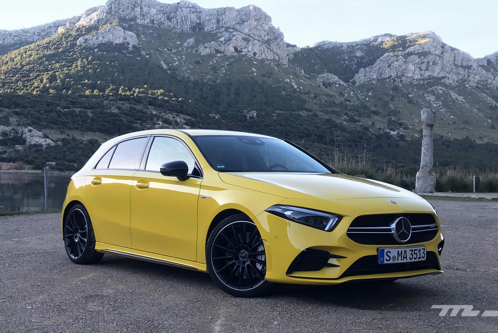 Foto de Mercedes-AMG A 35 4MATIC (1/14)