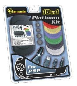 PSP 18 in 1, todos los accesorios que necesitas en un pack
