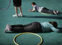 El Hospital General de Valencia receta ejercicio físico a los niños