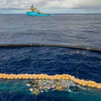 Resulta que aquel colador marino contra el plástico de San Francisco funciona. A costa de los peces