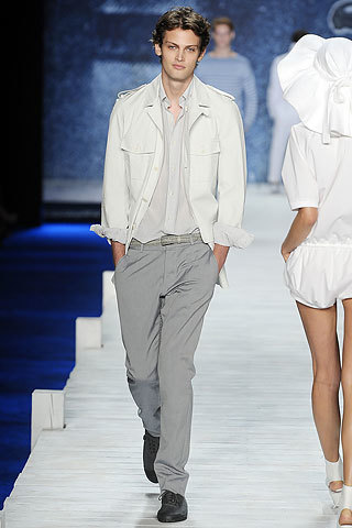 Foto de Lacoste, Primavera-Verano 2010 en la Semana de la Moda de Nueva York (7/12)