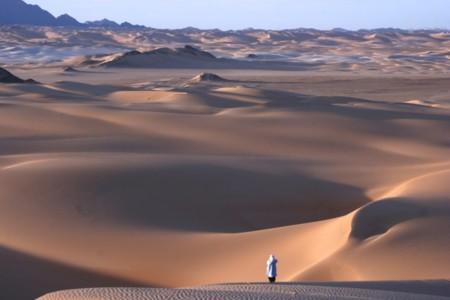 Tuareg Desierto Tenere