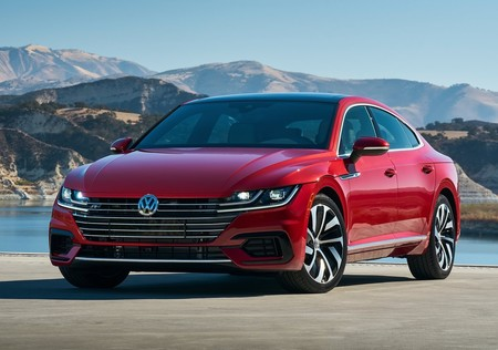 Volkswagen Arteon Us Version 2019 1280 01