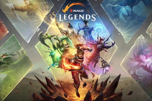 Magic: Legends anuncia el cierre de sus servidores antes incluso de haber tenido un lanzamiento completo