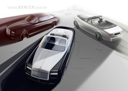 Rolls-Royce Phantom Zenith, solo 50 unidades para despedir al Phantom VII