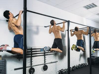 Chin ups vs. dominadas tradicionales o pull ups. ¿Cuáles son las diferencias?
