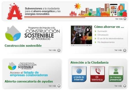 Ya se pueden solicitar las ayudas a la construcción sostenible en Andalucía