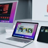 Universal Control en macOS 12 permite usar un mismo teclado y ratón para manejar múltiples dispositivos de Apple