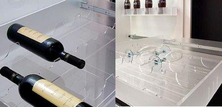 organizador botellas