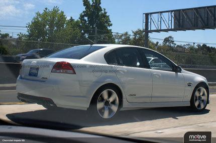 Chevy V8 SS