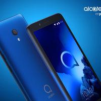 Alcatel 1C (2019): pantalla 18:9 y Android Go por menos de 70 euros