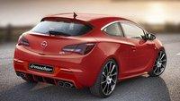 Opel Astra GTC por Irmscher, recreando el futuro OPC