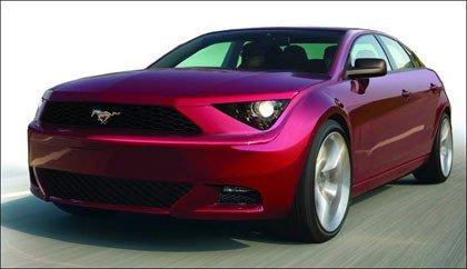 Nuevos segmentos para el Mustang en 2011