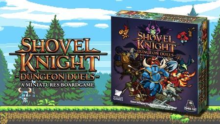 Shovel Knight: Dungeon Duels comienza con éxito su campaña en Kickstarter. Así se jugará a este curioso juego de mesa