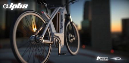 Alpha Bike Hidrogeno