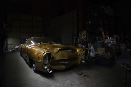 """Golden Sahara II, a subasta el primer """"vehículo autónomo"""" de la historia"""