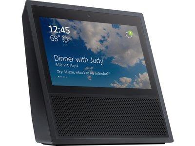Este es el altavoz con Alexa que podría preparar Amazon para unirse a la familia Echo y lo haría luciendo pantalla