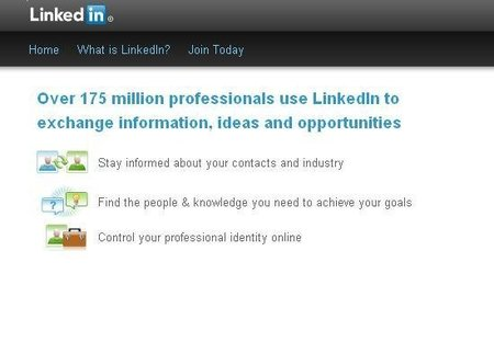 ¿LinkedIn para hacer negocios?