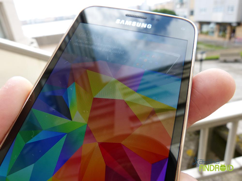 Foto de Samsung Galaxy S5 mini, diseño (15/19)
