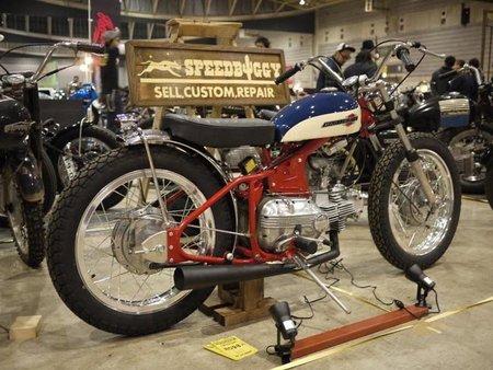 Yokohama Hot Rod Custom Show 2010, motos custom de todas las tendencias