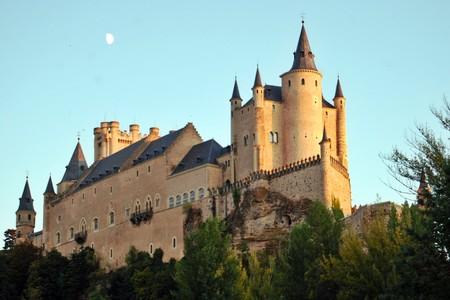 Alcazar De Segovia 1