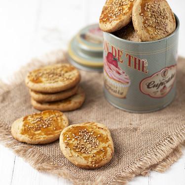 Pastas de sésamo y miel, receta fácil y deliciosa para acompañar las sobremesas