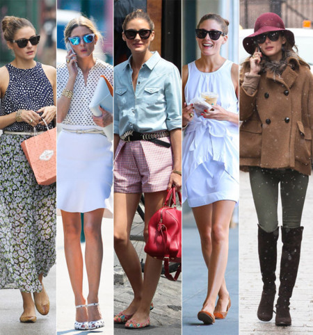 Olivia Palermo top street style 2013