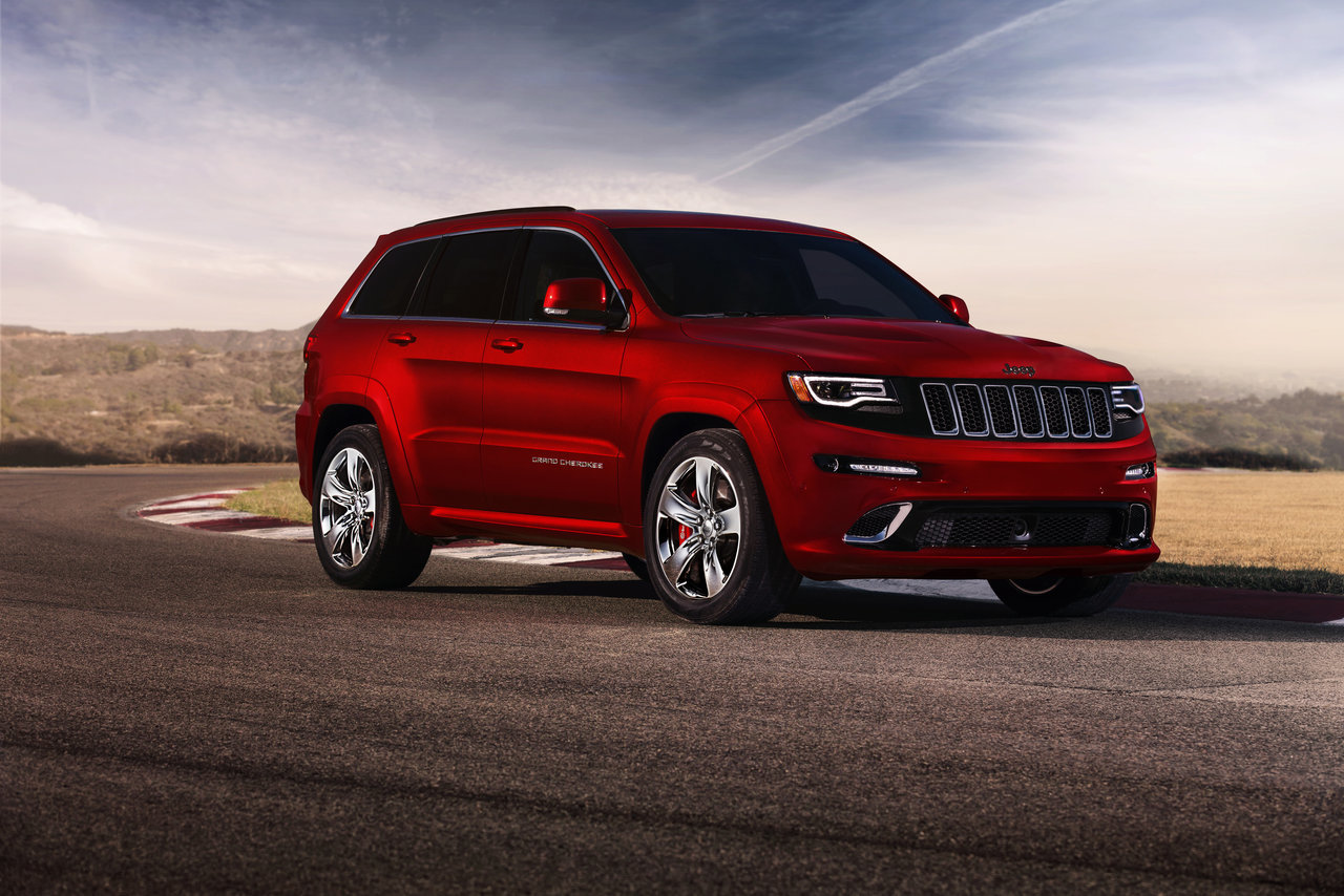 Foto de 2014 Jeep Grand Cherokee SRT (8/41)