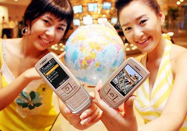Samsung SCH-V920: el teléfono global