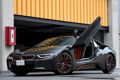 BMW i8 Ultimate Sophisto, a prueba: el adiós a un superauto adelantado a su época