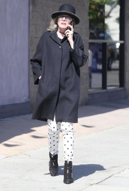 ¿Qué es tener estilo a los 70 años? Es ser Diane Keaton