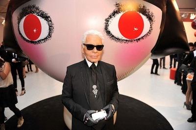 Lanzamiento oficial de 'Karl Lagerfeld for Shu Uemura'