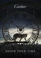 Shape Your Time, el nuevo fashion film de Bruno Aveillan para Cartier Horlogerie