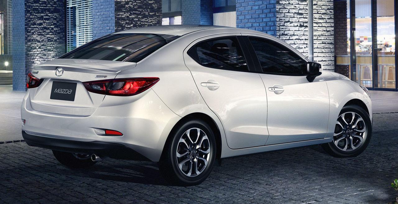 Foto de Mazda 2 Sedan (8/14)