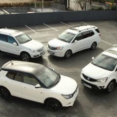 Foto 13 de 40 de la galería gama-ssangyong-4x4 en Motorpasión