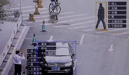 Resultado de imagen para china videovigilancia inteligencia artificial