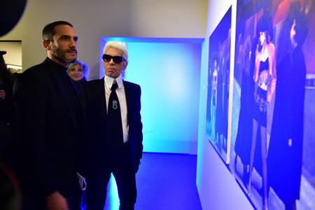 Sebastien Jondeau Disenador Karl Lagerfeld Exposicion